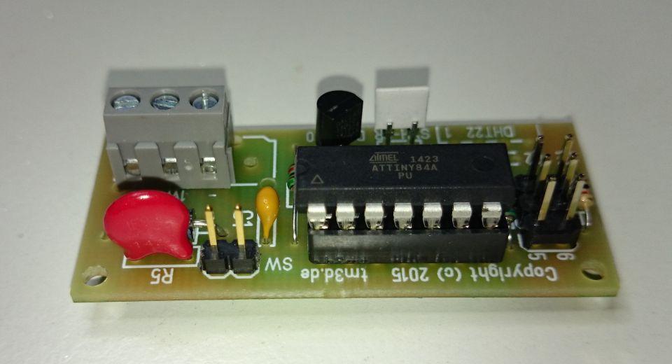 Universal 1-Wire Platine